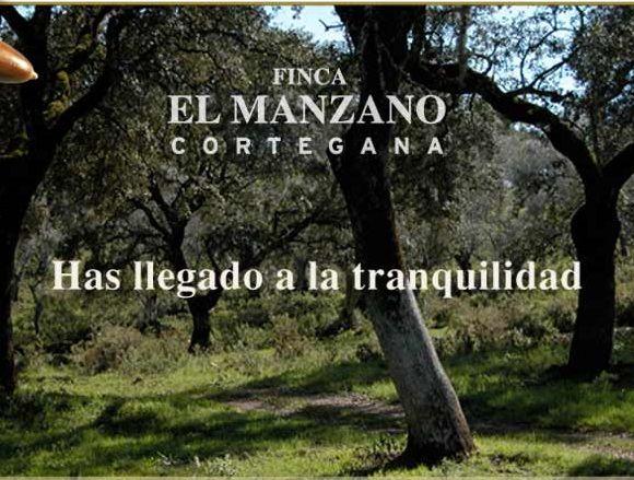 Finca el Manzano - vivienda rural Huelva - Cortegana